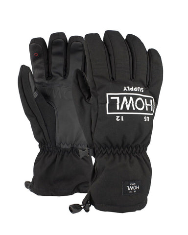 TEAM GLOVE BLACK 2020