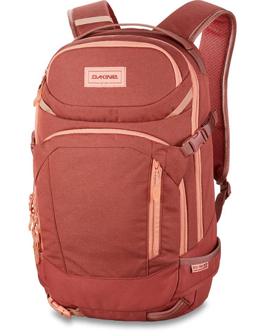 WOMENS HELI PRO 20L BACKPACK DARK PINK