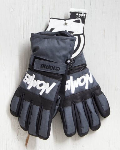 NOMIS -TONY GLOVE DARK SLATE  - 1