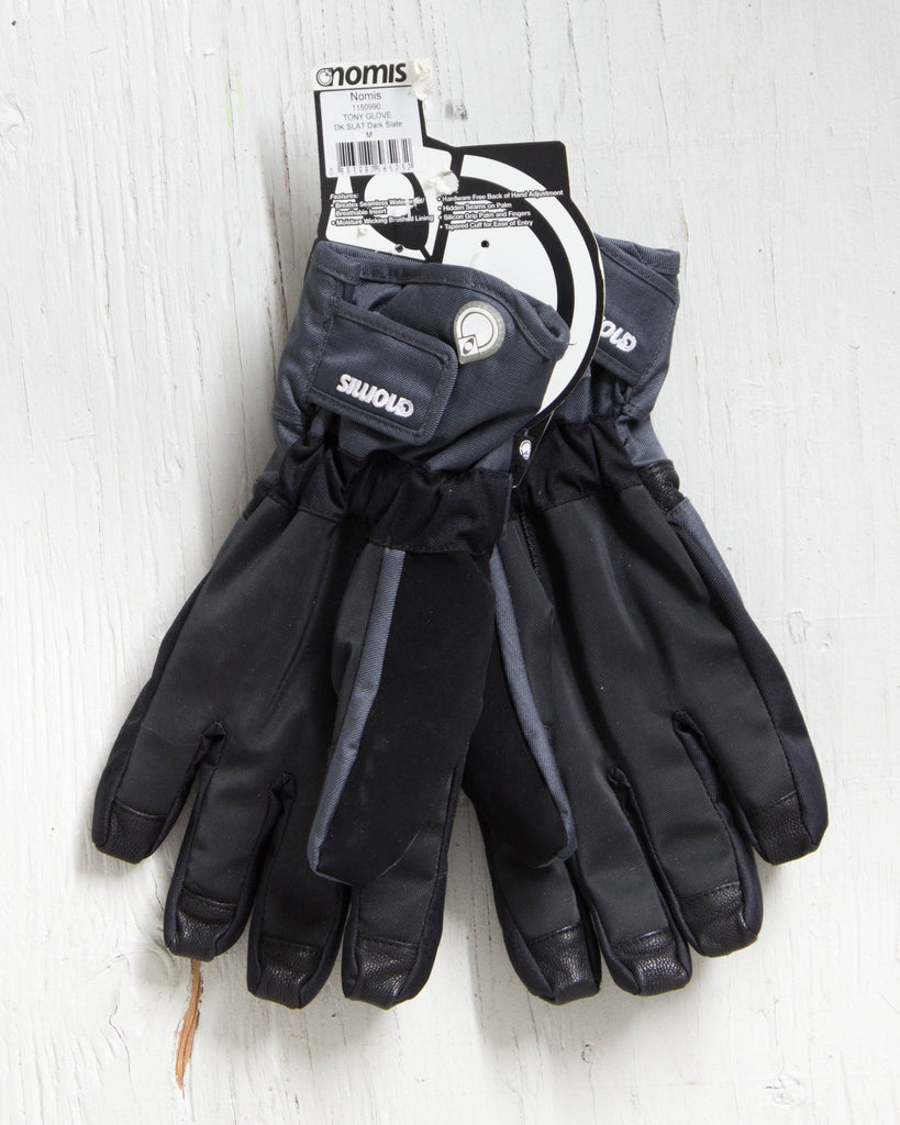 NOMIS -TONY GLOVE DARK SLATE  - 2
