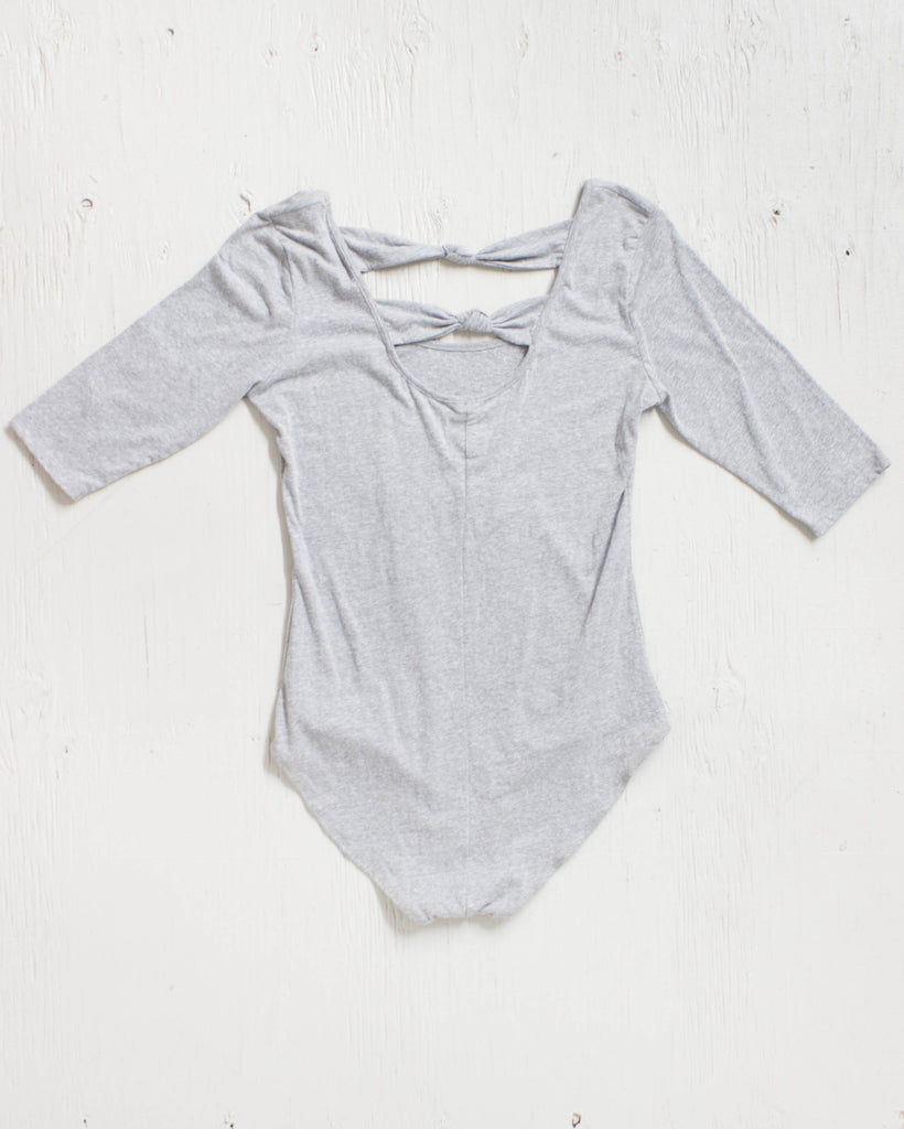 VOLCOM FILLE -V.CO MEADOW BODYSUIT GRIS  - 2