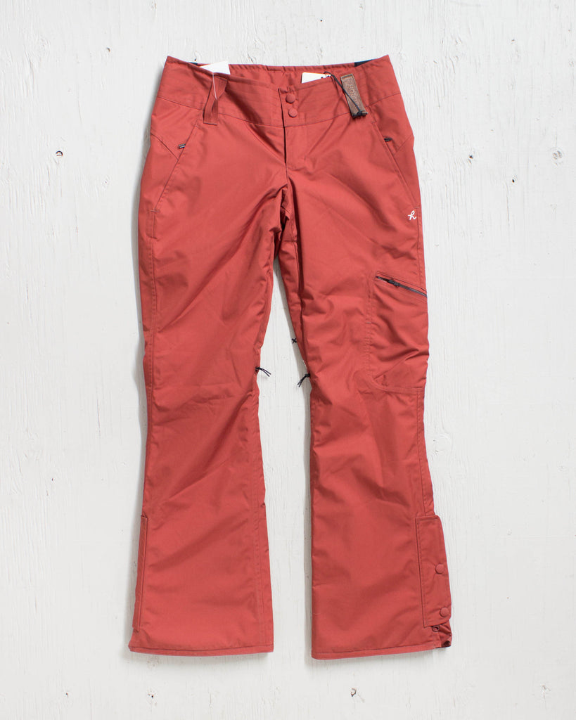 Snow pants HOLDEN HOLLADAY PANT ORANGE