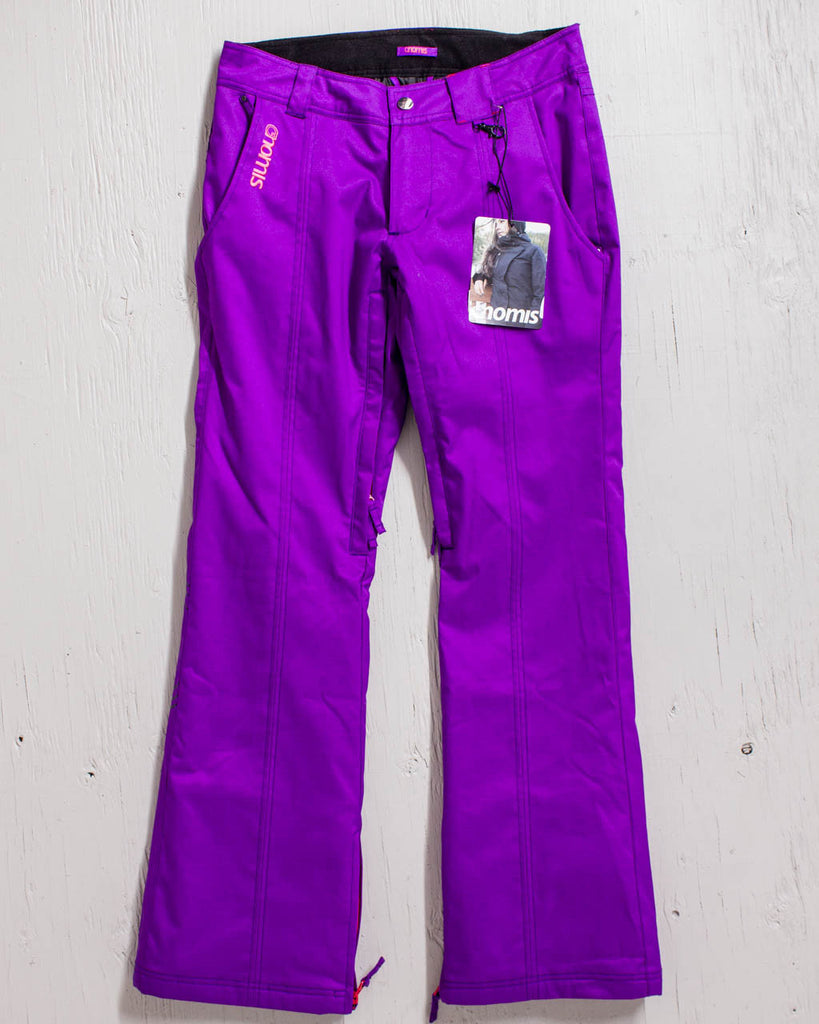 Snow pants NOMIS LYTTIA MAUVE