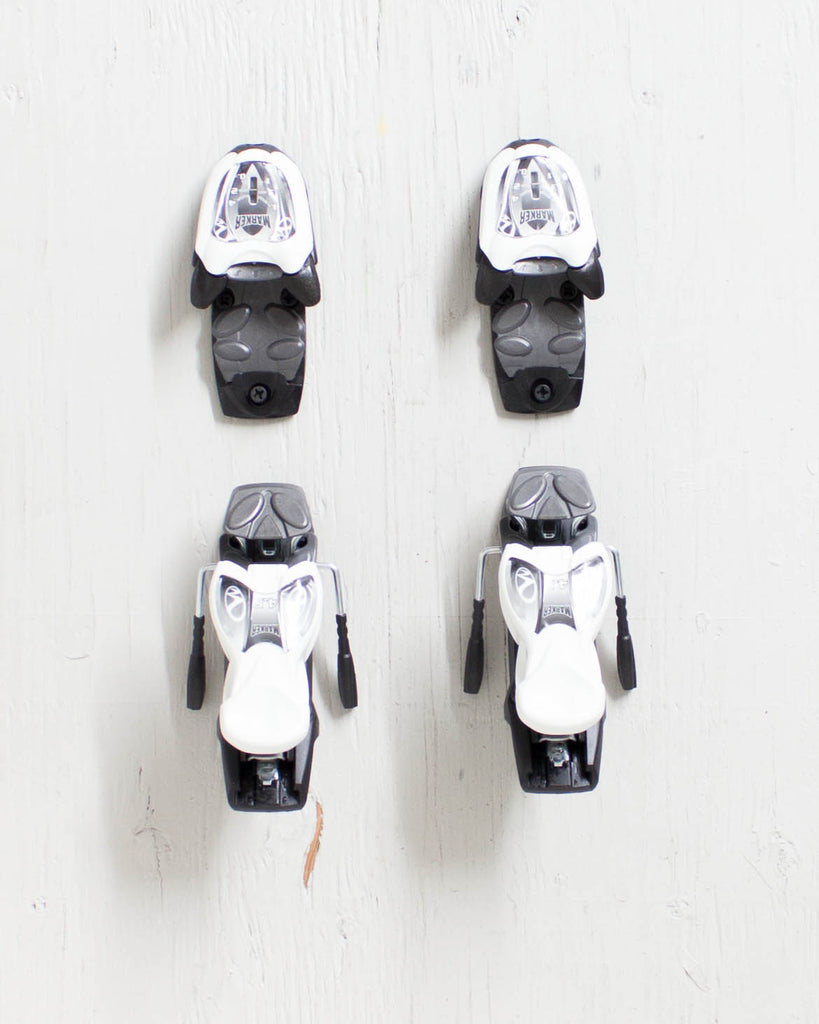 MARKER M4.5 EPS ski binding WHITE / BLACK