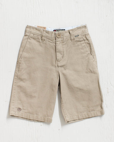 ELEMENT -50-50 SHORT KHAKI
