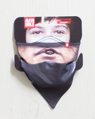 AIRHOLE -YOUTH S1 FACEMASK SOLDIER  - 1