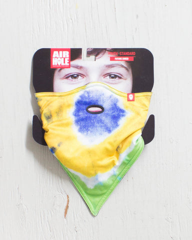 AIRHOLE -YOUTH S1 FACEMASK TIE DYE  - 1