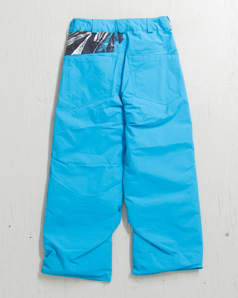 VOLCOM -DISCOVER INS PANT YOUTH BLEU  - 2