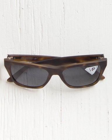 VON ZIPPER -BOOKER POLARIZED TORTOISE/GREY  - 1