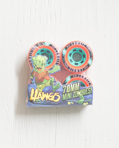 LANDYACHTZ -MINI ZOMBIE HAWGS ORANGE