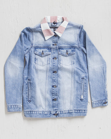 VANS -JAYMEE DENIM JACKET DENIM