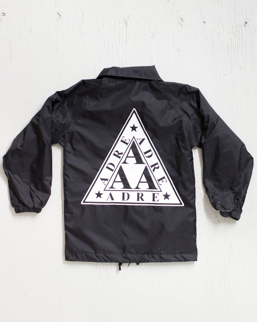 ADRENALINE -ADRE LAMBA COACH YOUTH NOIR  - 2