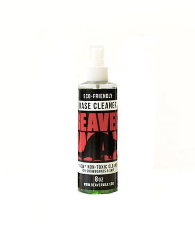8 OZ BASE CLEANER