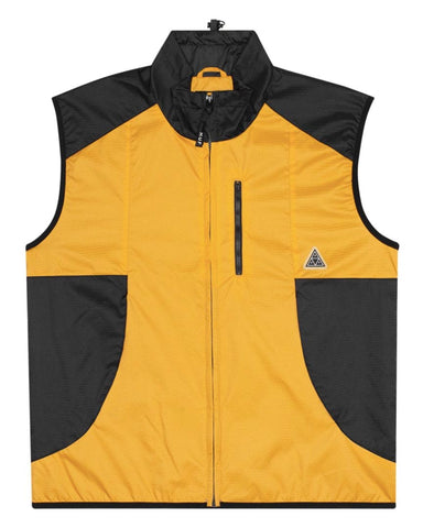 PEAK TECH VEST PERSIMMON