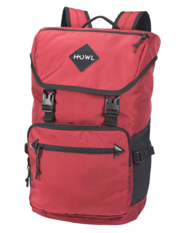 SELECT BACKPACK RED