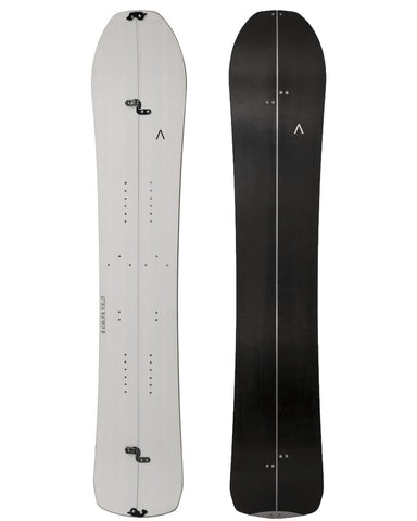 MT 1365S 157 WHITE/BLACK SPLITBOARD 2021/22