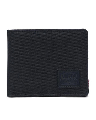 ROY+ WALLET BLACK/BLACK