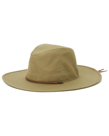 FIELD CROSSOVER HAT LIGHT OLIVE