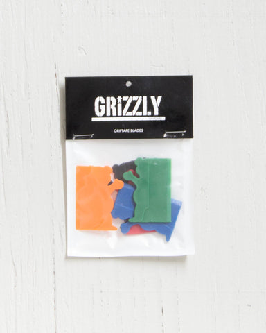 GRIZZLY -PLASTIC BLADE 5PK