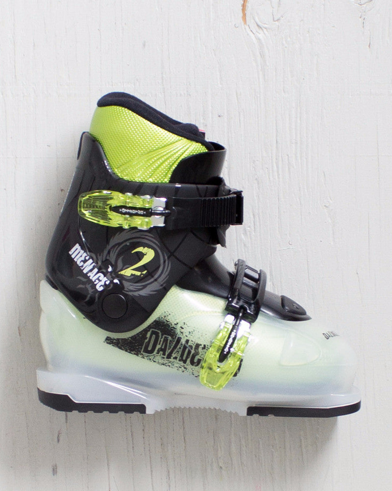 Bottes de ski DALBELLO MENACE 2 TRANSP/BLACK
