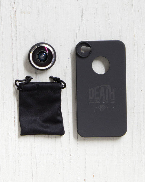 DEATH LENS -FISHEYE LENS IPHONE 5C  - 4