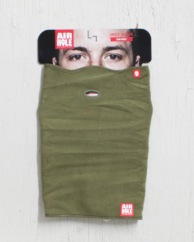 AIRHOLE -UNISEX AT1 POLAR ARMY GREEN