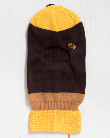 AIRBLASTER -HEADSOCK BROWN