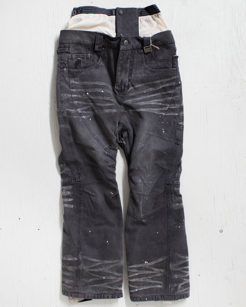 Snow pants IFOUND ROCKSTAR BLACK