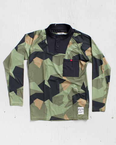CLWR -AX TOP OLIVE