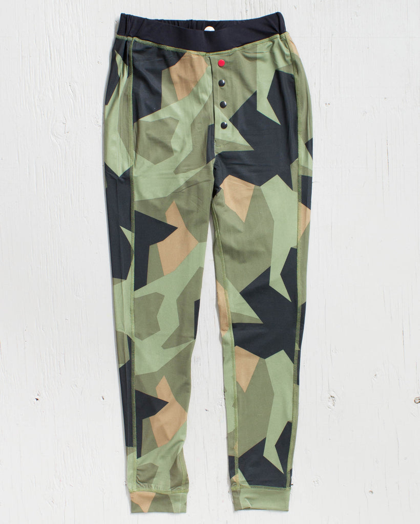 CLWR LOG PANT OLIVE Base Layer