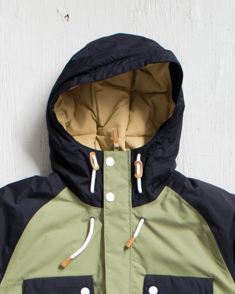 CLWR -ROOTS JACKET LODEN  - 2