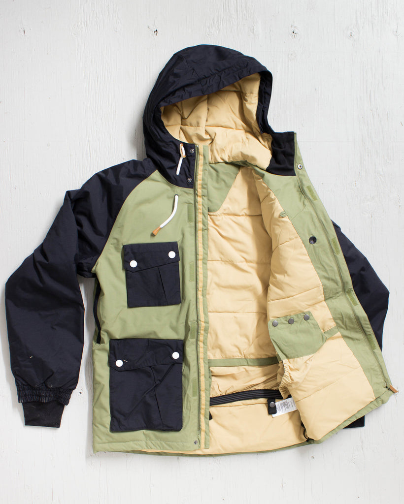 CLWR -ROOTS JACKET LODEN  - 3