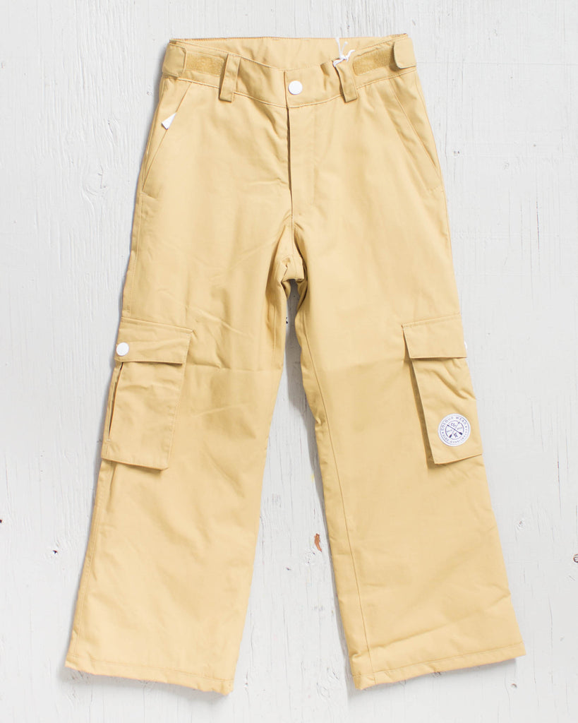 Snow pants CLWR TROPPER PANT CAMEL