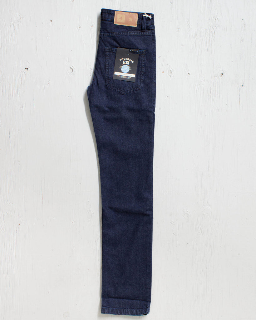FOURSTAR -COLLECTIVE DENIM INDIGO  - 2