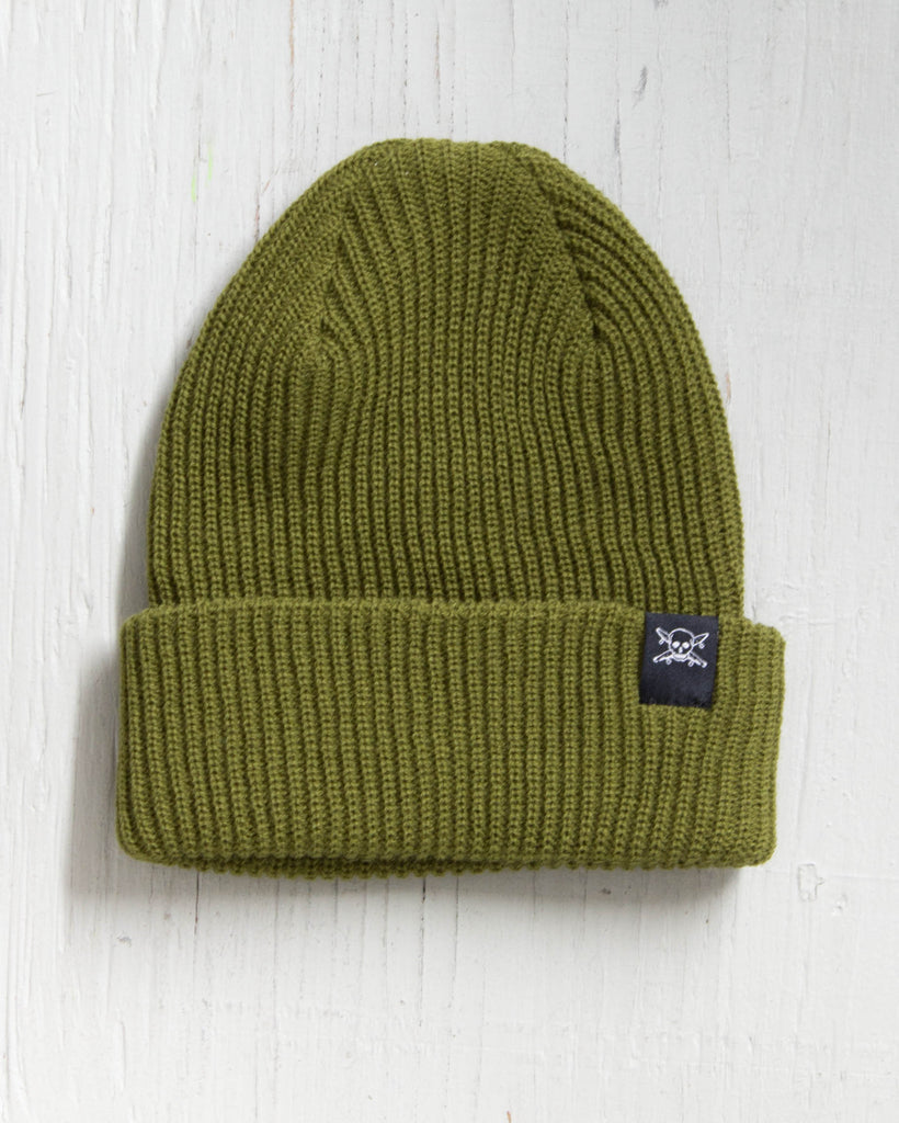 Tuque FOURSTAR PIRATE FOLD BEANIE SYCAMORE