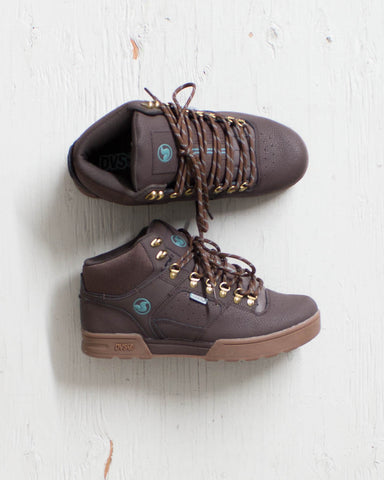 DVS -WESTRIDGE BROWN / GUM