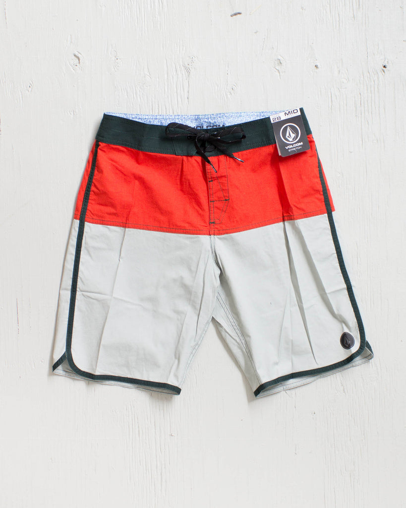 Boardshort VOLCOM FIVE O WHY ROCK RED
