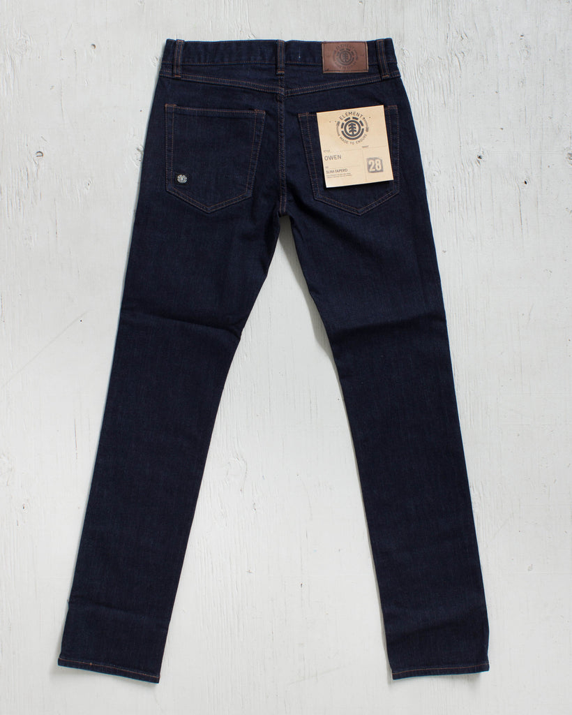ELEMENT -OWENS INDIGO RINSE  - 2