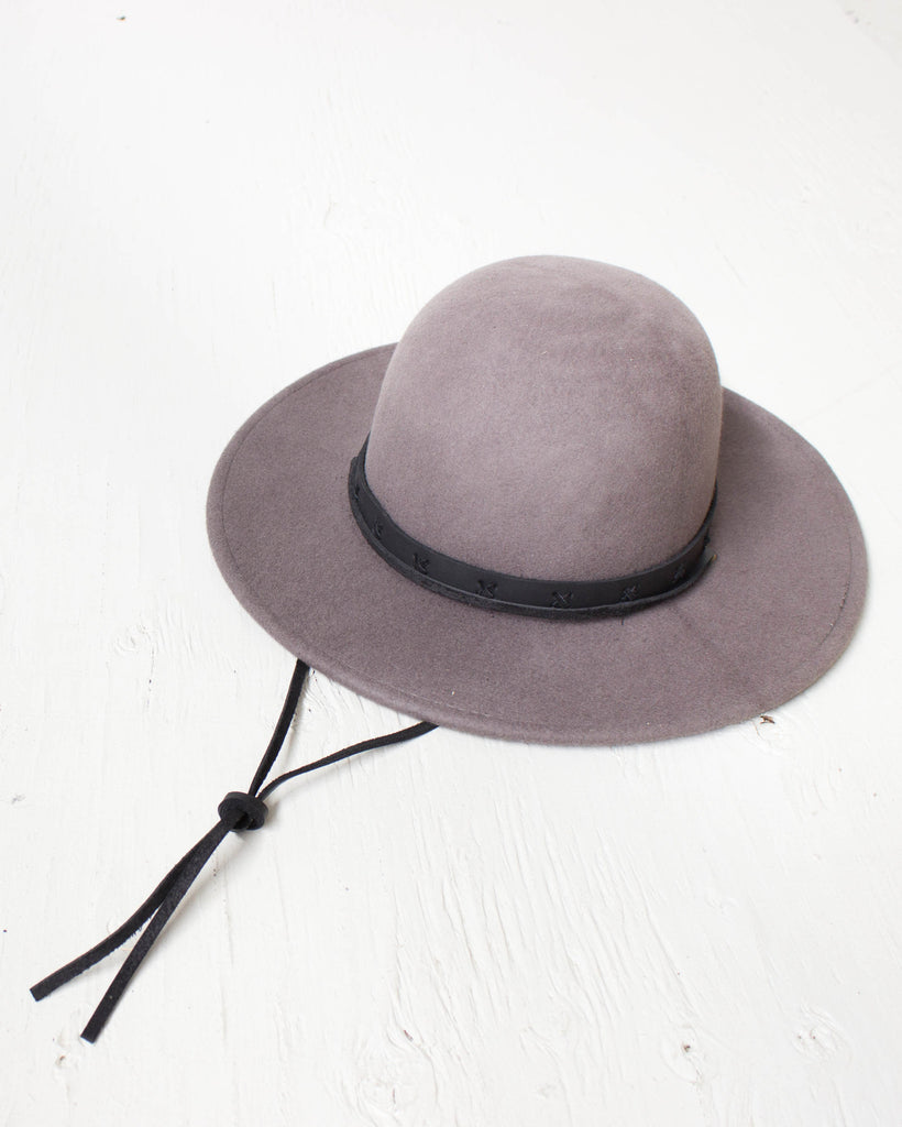 Chapeau BRIXTON CLAY GREY