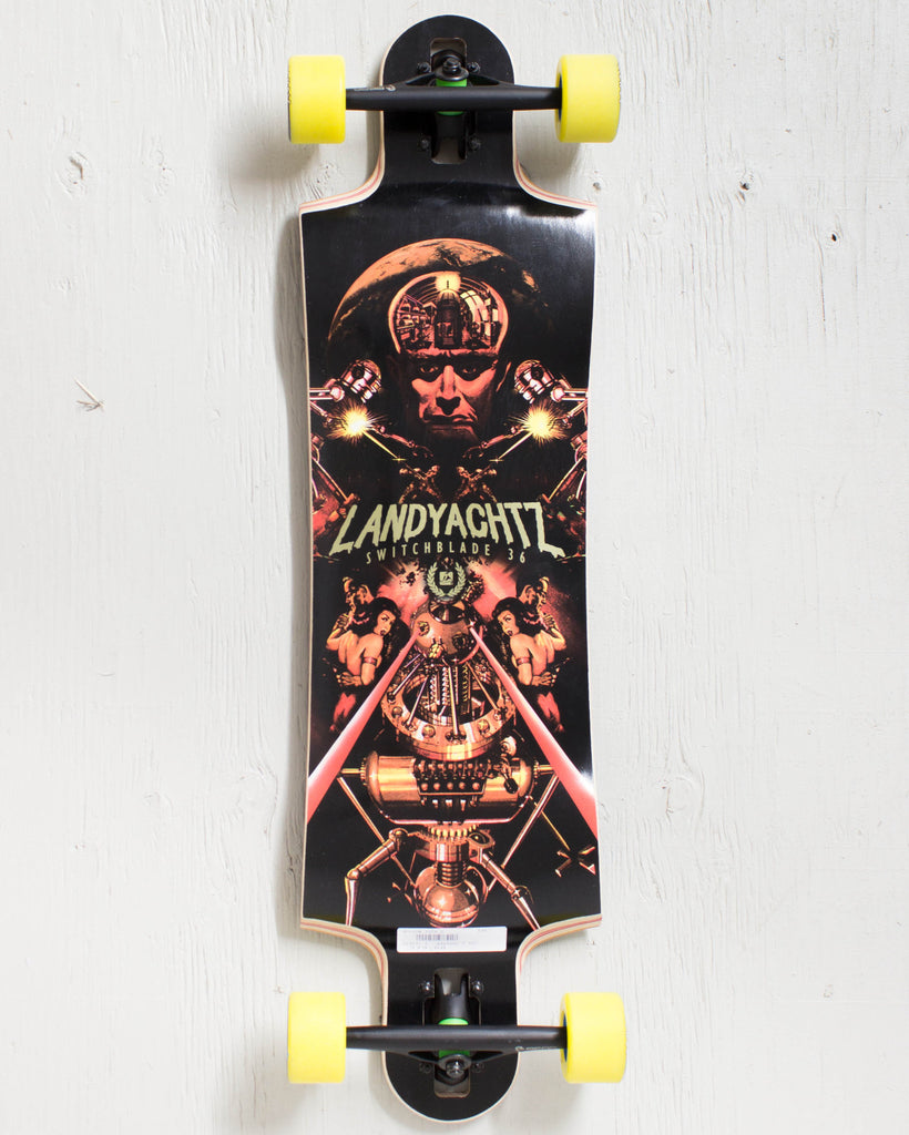 LANDYACHTZ -HOLLOW TECH SWITCHBLADE  - 1