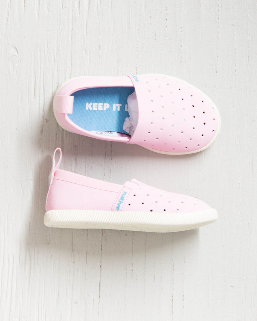NATIVE -T VENICE CHILD PINK/WHITE