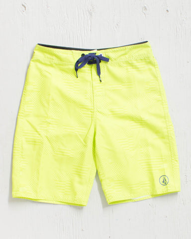 VOLCOM -38TH ST LIME  - 1