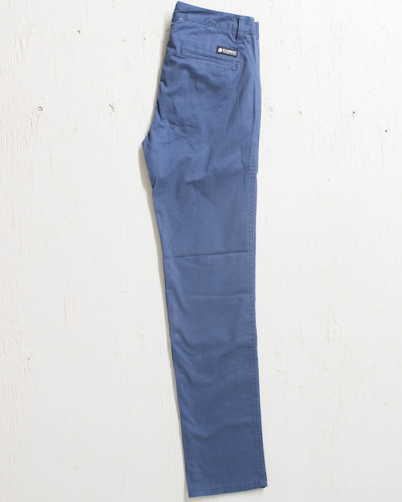 ELEMENT -HOWLAND FLEX DARK DENIM  - 2