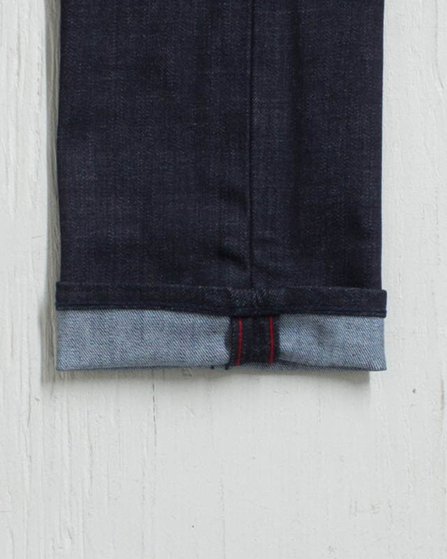 ELEMENT -OWEN INDIGO RAW  - 4