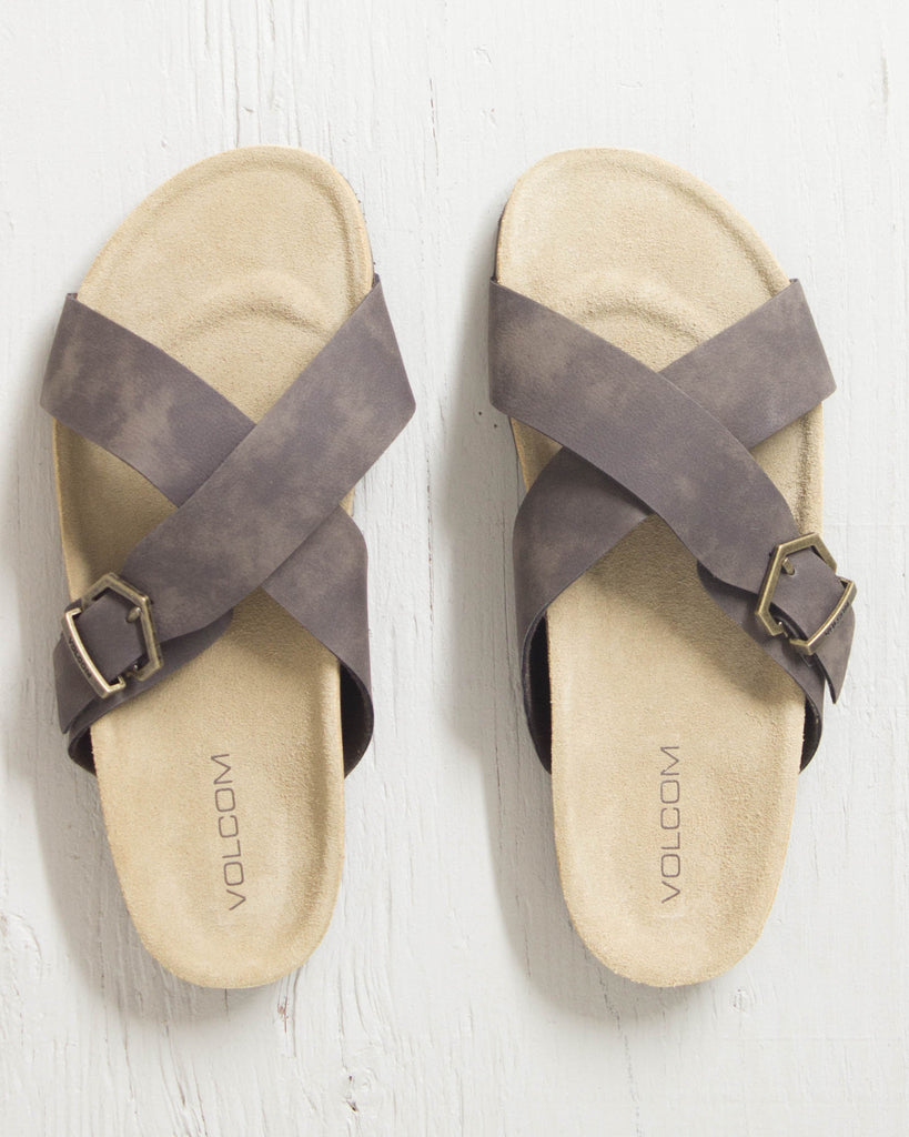 Sandales VOLCOM RELAX BROWN