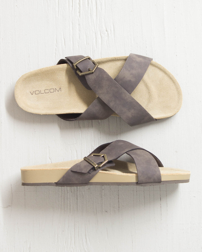 VOLCOM -RELAX BROWN  - 2