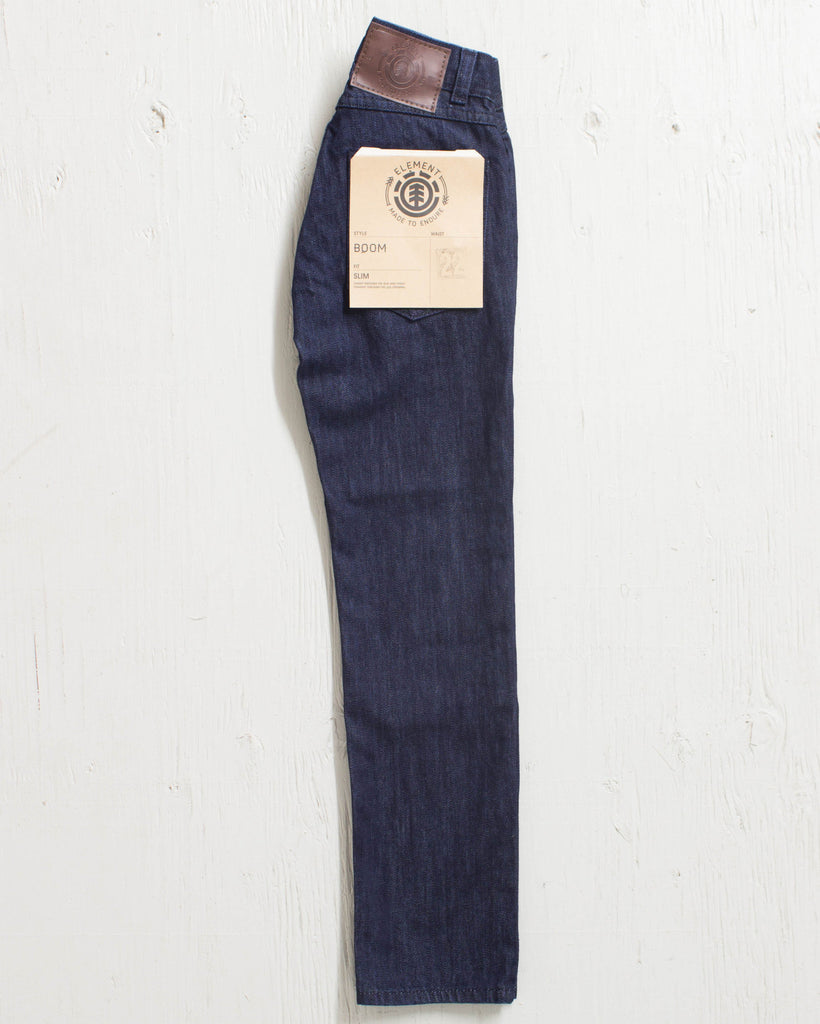 ELEMENT -BOYS DESOTO INDIGO RIGID  - 2