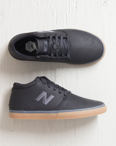 NB# -BRIGHTON HIGH 354 BLACK