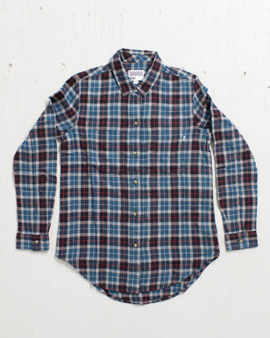 VANS -ADOLESCENCE FLANNEL LEGION