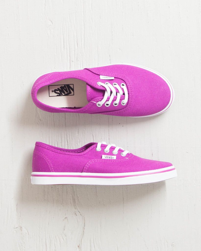 VANS -K AUTHENTIC LO PRO DEEP ORCHID